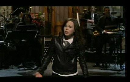 Ellen page saturday night live lesbian