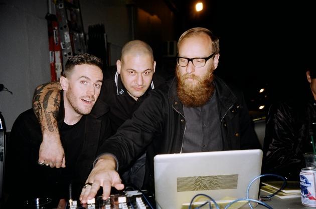 Dust La Rock -Jokers of the Scene-Chris Macintyre. Chameleonic-Linus Booth. DJ Booth-04160002