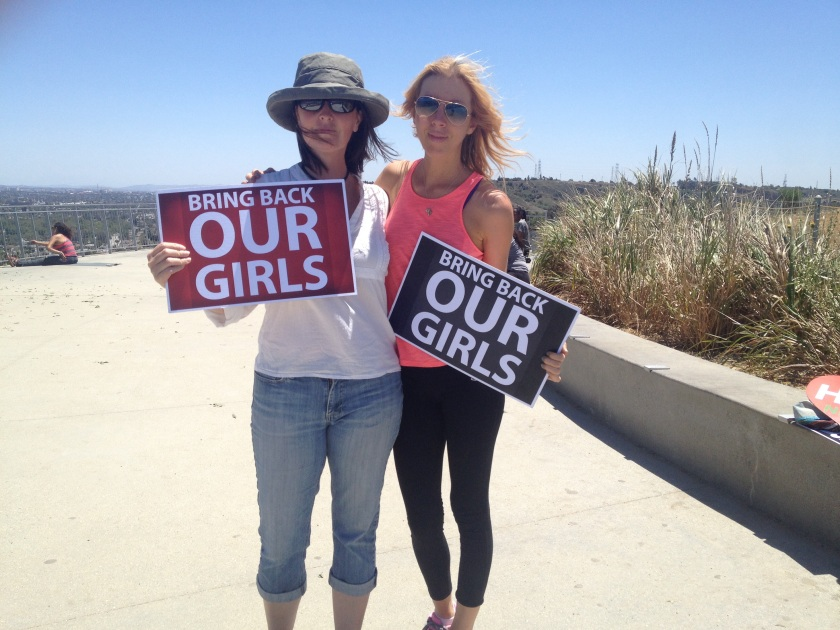 BringBackOurGirls-Los Angeles-Culver City 05112014-IMG_4489