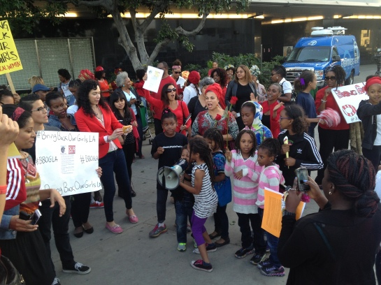 BringBackOurGirls-Los Angeles-IMG_4471