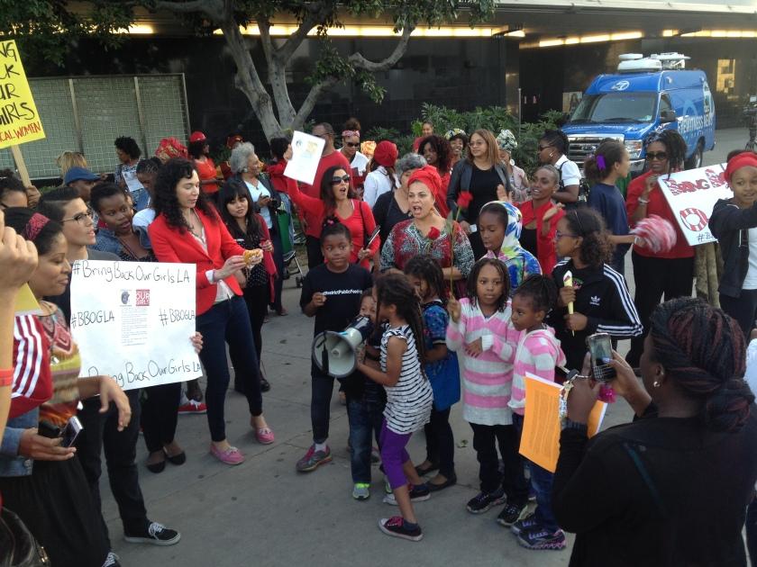 BringBackOurGirls-Los Angeles-IMG_4471