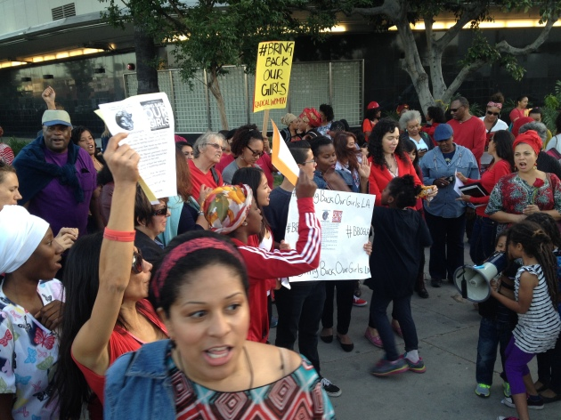 BringBackOurGirls-Los Angeles-IMG_4472