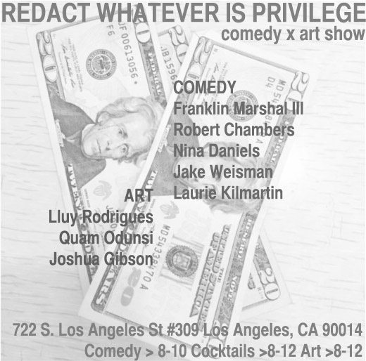 Redact Whatever Is Privilege-FLYERV2