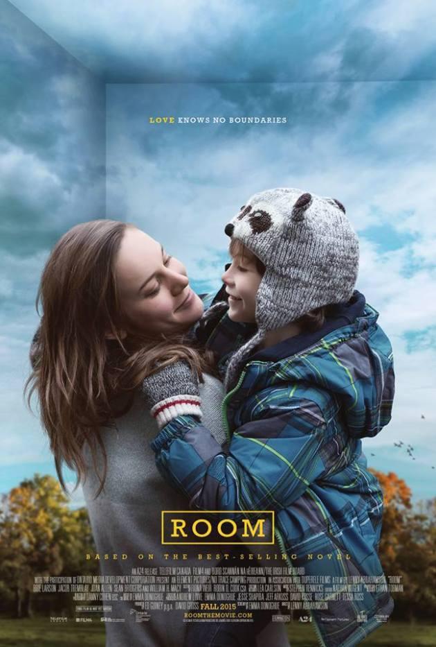 Emma Donoghue Brie Larson Lenny Abrahamson Room-ReserveResult