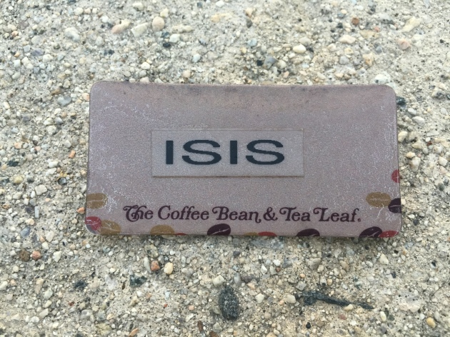 Reserve Result-ISIS The Coffee Bean Tea Leaf-IMG_6111