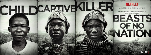Abraham Attah-Beasts of No Nation Trailer