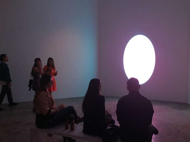 James Turrell - Reserve Result-Kayne Griffin Corcoran-IMG_6413