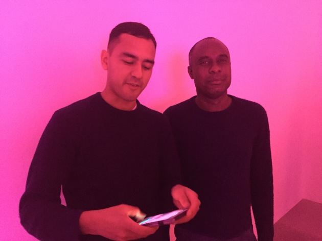 James Turrell - Reserve Result-Kayne Griffin Corcoran-IMG_6427