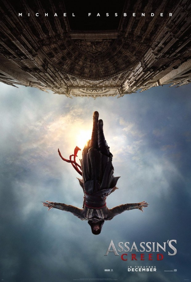 assassins-creed-Michael Fassbender-Trailer Film Movie-Reserve Result
