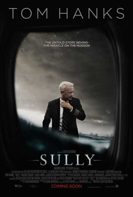 Captain-Sully-poster-Tom HanksTrailerReserveResult
