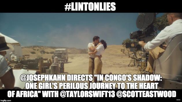 Louise Linton LintonLies TaylorSwift Scott Eastwood