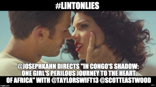 Louise Linton LintonLies TaylorSwift